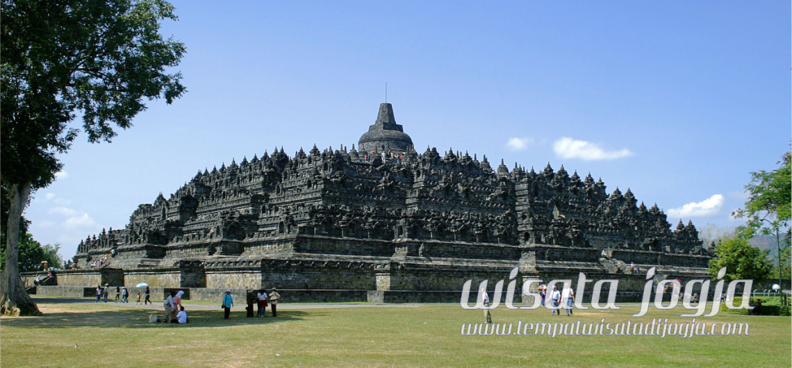 Kemegahan Candi Borobudur di Magelang