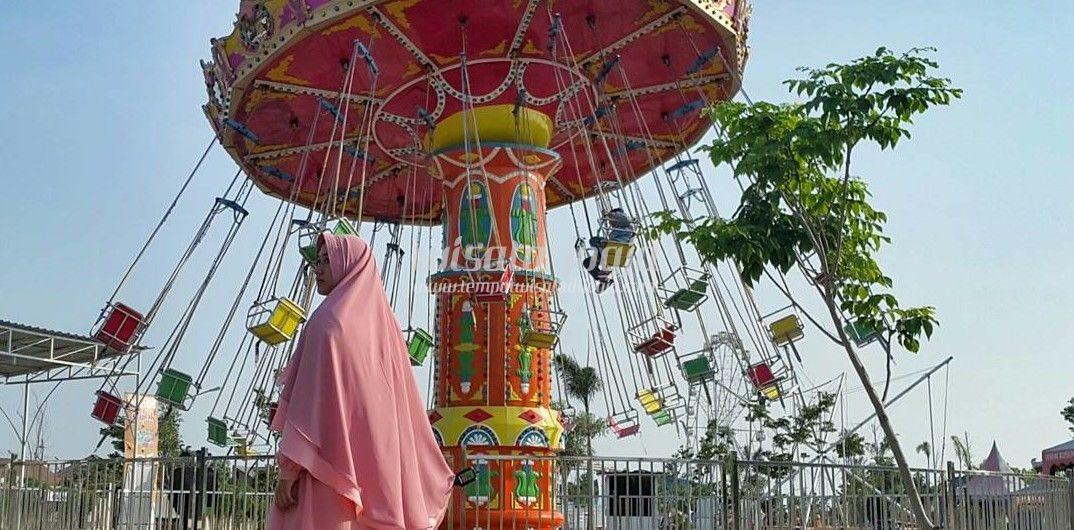 Wahana Seru Di Sindu Kusuma Edupark Yogyakarta Tempat Wisata Di Jogja