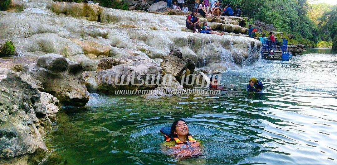 Wisata Jogja Air Terjun